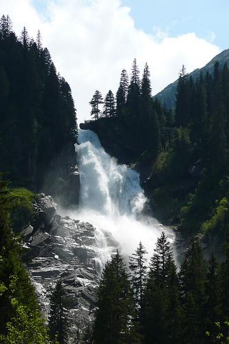 Водопад Кримлер