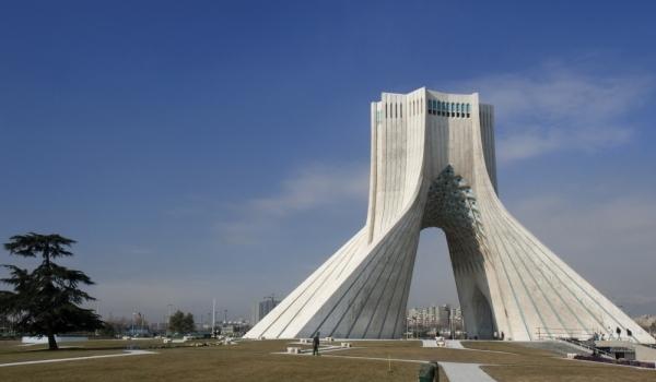 Памятник Азади