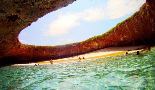 Закрытый пляж Мариетта