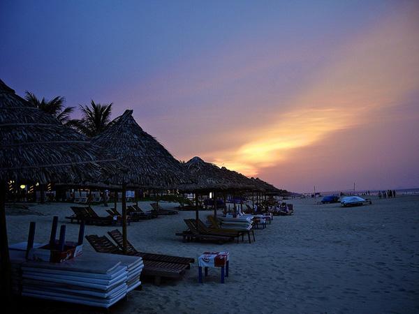 Пляж Куа Дай