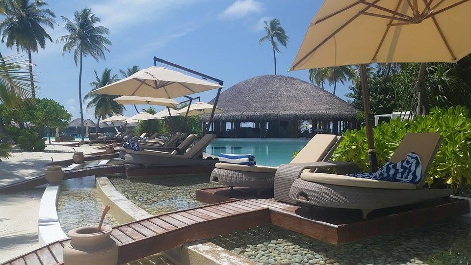 Отель Constance Halaveli, Мальдивы